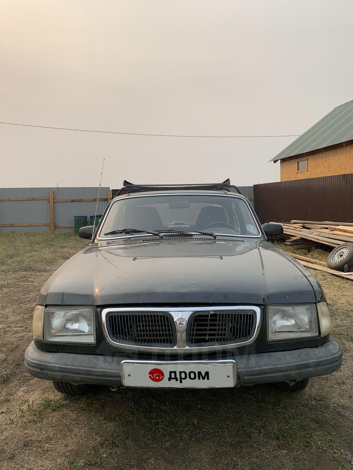 ГАЗ 3110 Волга 2001