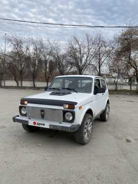 Екатеринбург 4x4 2121 Нива 2013