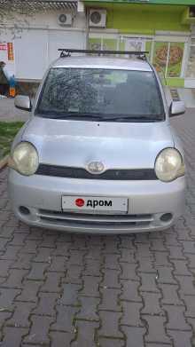 Новороссийск Sienta 2004