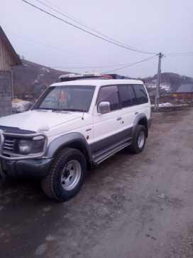 Горно-Алтайск Pajero 1993