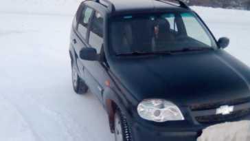 Усть-Кут Niva 2010