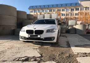 Волгоград BMW 5-Series 2016