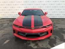 Тюмень Camaro 2016