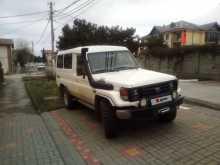 Новороссийск Land Cruiser 2001