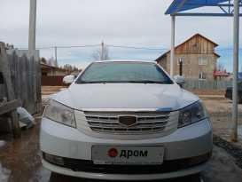 Советский Emgrand EC7 2013