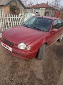 Пластуновская Corolla 1998