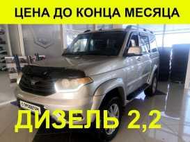 Южно-Сахалинск УАЗ Патриот 2015