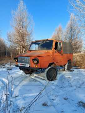 Чита ЛуАЗ-969 1989