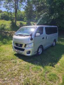 Белореченск NV350 Caravan 2014