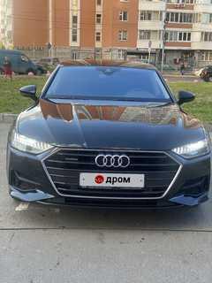 Москва Audi A7 2018