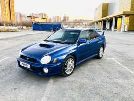 Екатеринбург Impreza WRX 2002