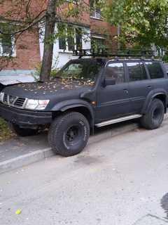 Владикавказ Patrol 2000