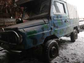 Красноярск ЛуАЗ-969 1982