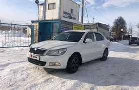 Уфа Octavia 2013