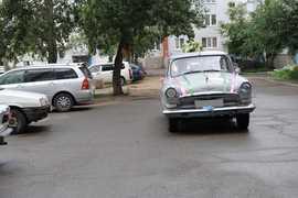 Абакан 21 Волга 1968