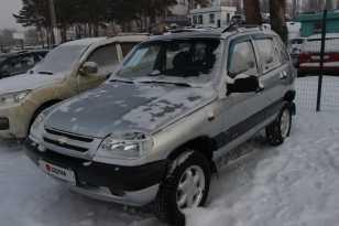 Воронеж Niva 2009