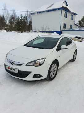 Ноябрьск Astra GTC 2013