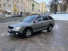 Москва Octavia 2009