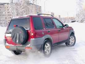 Петрозаводск Freelander 2001