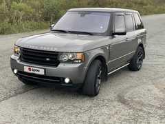 Владивосток Range Rover 2009