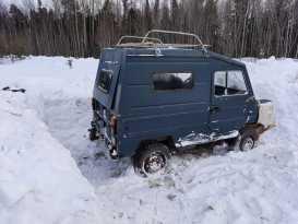 Железногорск-Илимский ЛуАЗ-969 1987