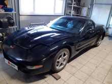 Омск Corvette 2000