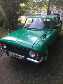 Бийск 2125 Комби 1988