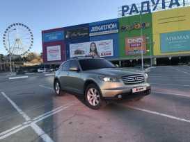 Екатеринбург FX35 2005