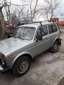 Михайловск 4x4 2121 Нива 1987