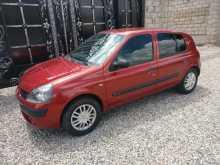 Баксан Clio 2004