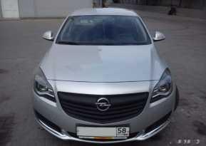 Пенза Opel Insignia 2013