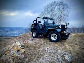 Jeep 1993