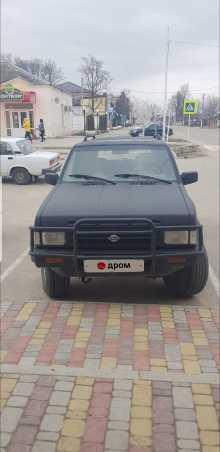 Варениковская Terrano 1994