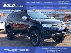 Магнитогорск Pajero Sport 2013
