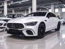 Москва AMG GT 2018