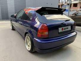 Казань Civic 1997