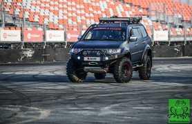 Владивосток Pajero Sport 2011