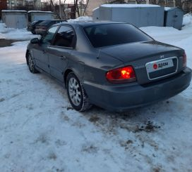 Челябинск Sonata 2005
