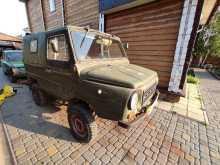 Иртышский ЛуАЗ-969 1990