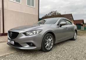 Грозный Mazda6 2012