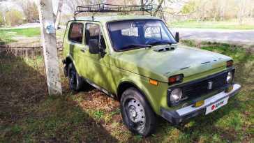 Бийск 4x4 2121 Нива 1989