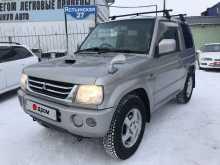 Красноярск Pajero Mini 2005