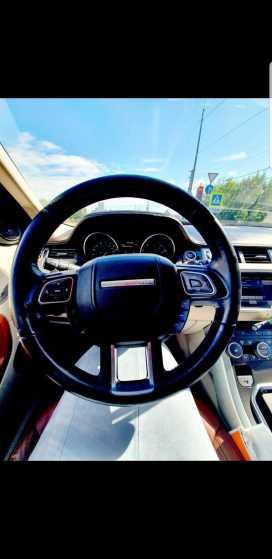 Салехард Range Rover Evoque