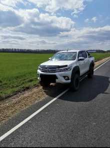 Краснодар Hilux Pick Up 2016