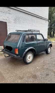 Казань 4x4 2121 Нива 1995