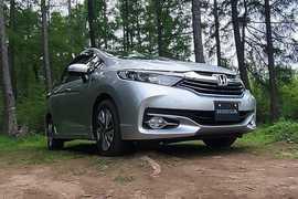 Улан-Удэ Honda Shuttle 2016