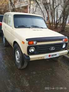 Пермь 4x4 2121 Нива 1988