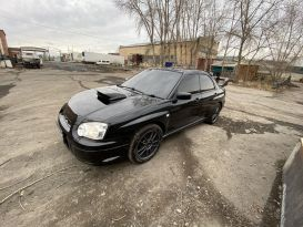 Улан-Удэ Impreza WRX STI
