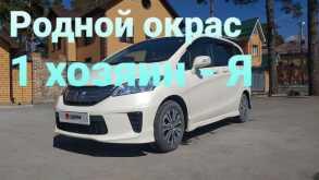 Новосибирск Freed 2011