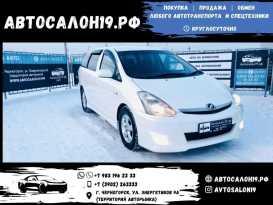 Черногорск Toyota Wish 2007